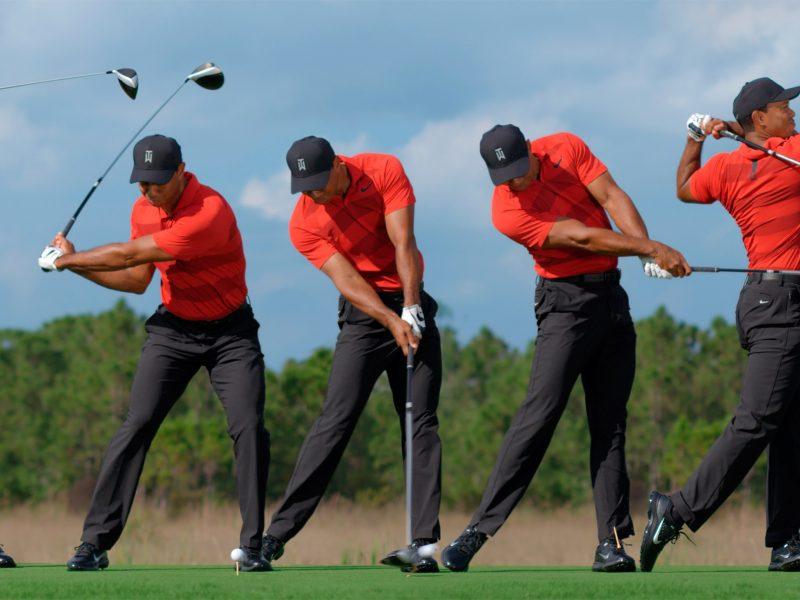 Improve Golf Swing!